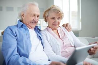 Seniors Working